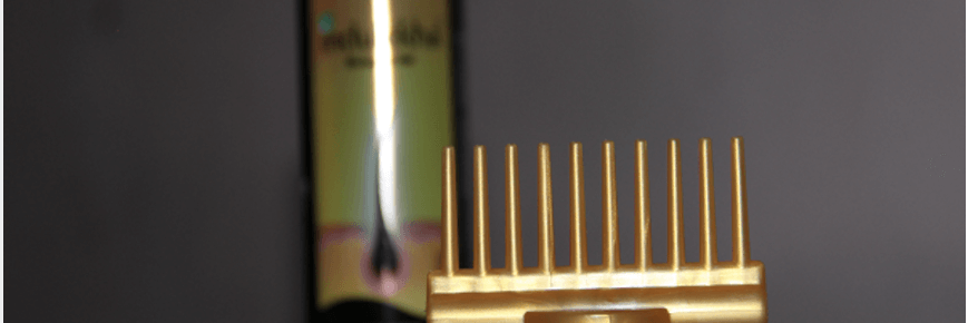 Indulekha Hair Oil Applicator